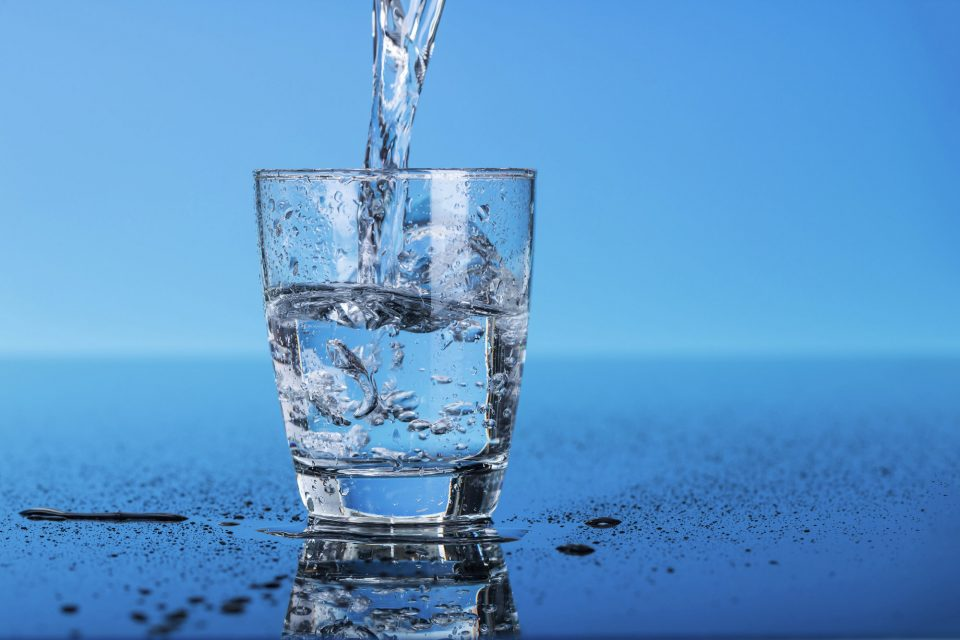 очистить воду дома