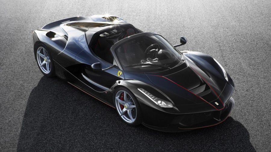 Ferrari LaFerrari Spider (Aperta)