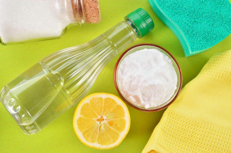 средство для очистки пятен своими руками