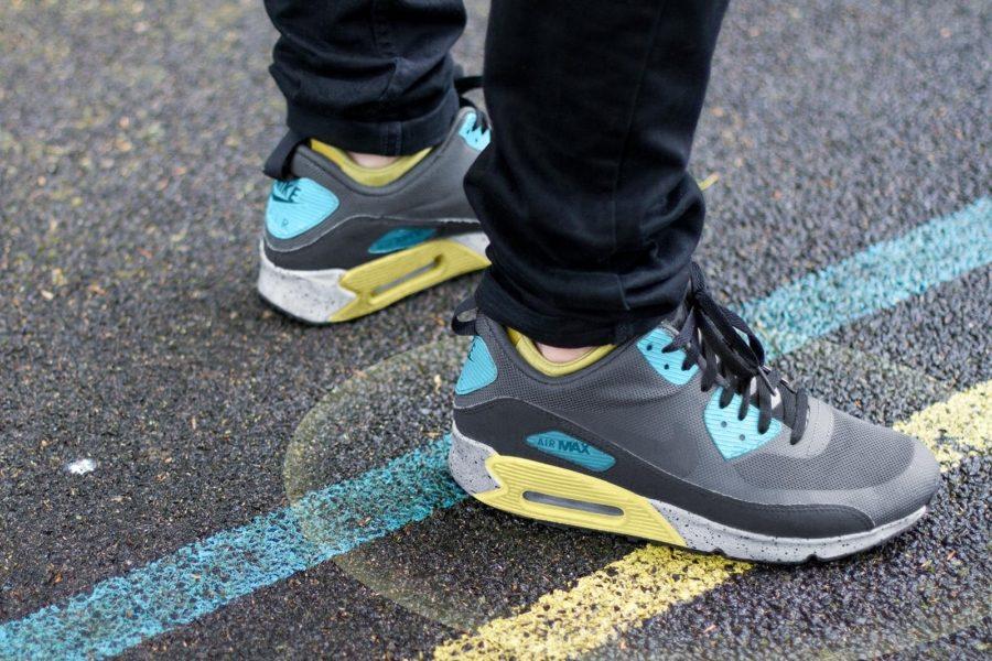 Как правильно выбрать кроссовки?