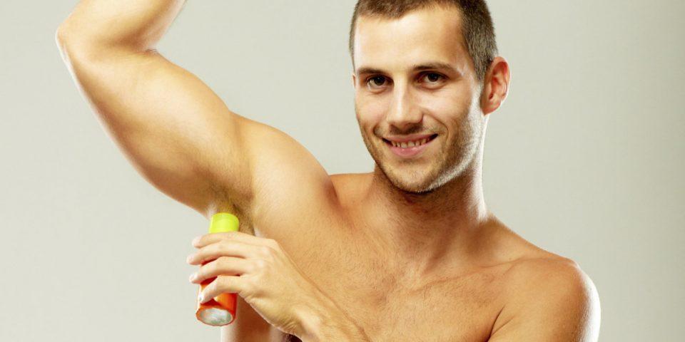 Потеют подмышки? Как правильно пользоваться дезодорантом?