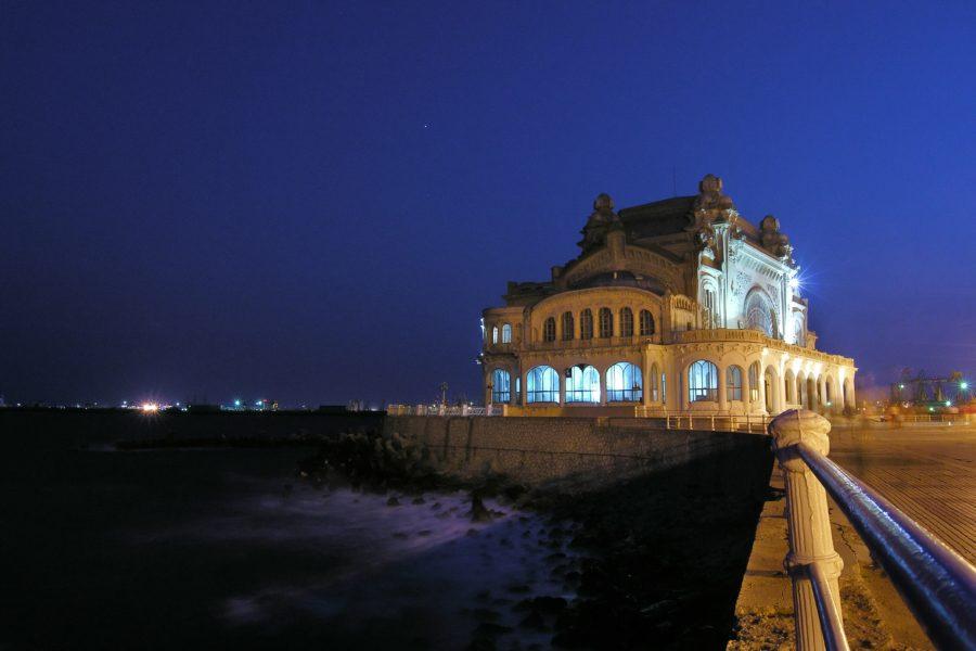 Казино Констанца Casino Constanta Romania