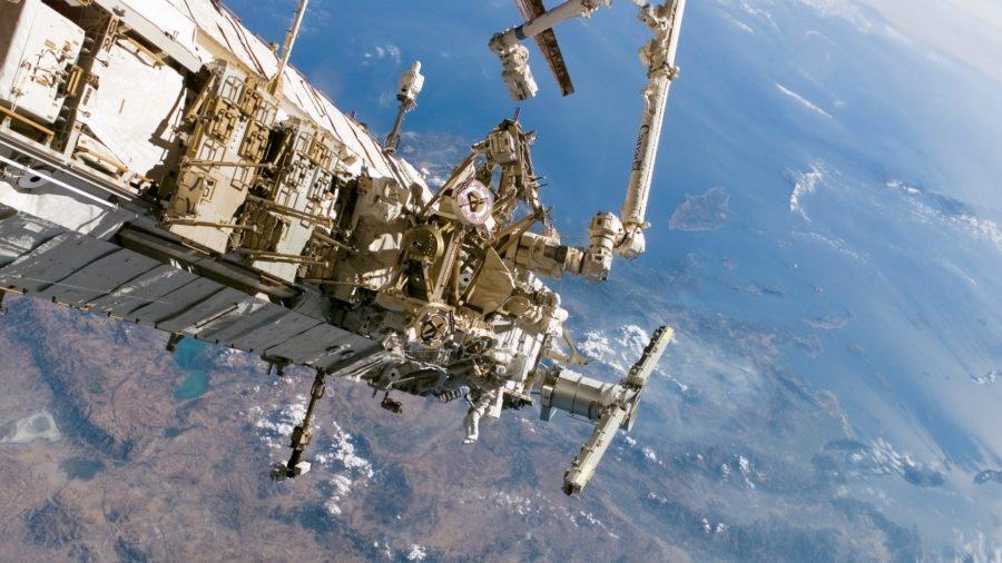 Международная космическая станция1