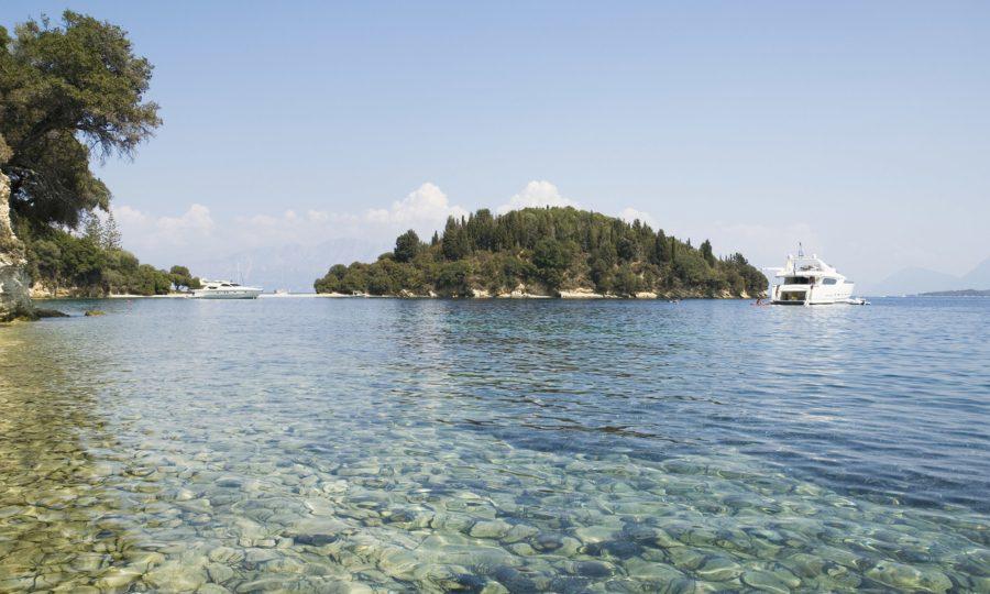 Остров «Скорпиос»