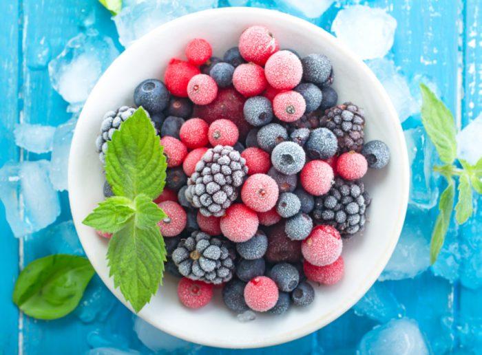 Как замораживать овощи, фрукты и остальные продукты?
