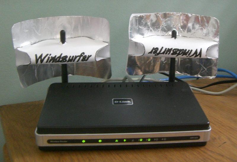 улучшить сигнал Wi-Fi