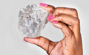 самый большой алмаз бриллиант в мире