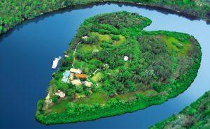 Makepeace Island Eco