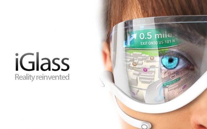 Apple запатентовала очки виртуальной реальности