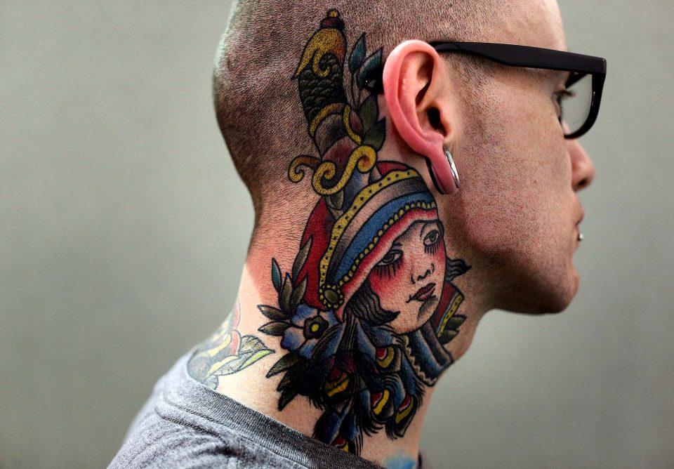 татуировки 2017