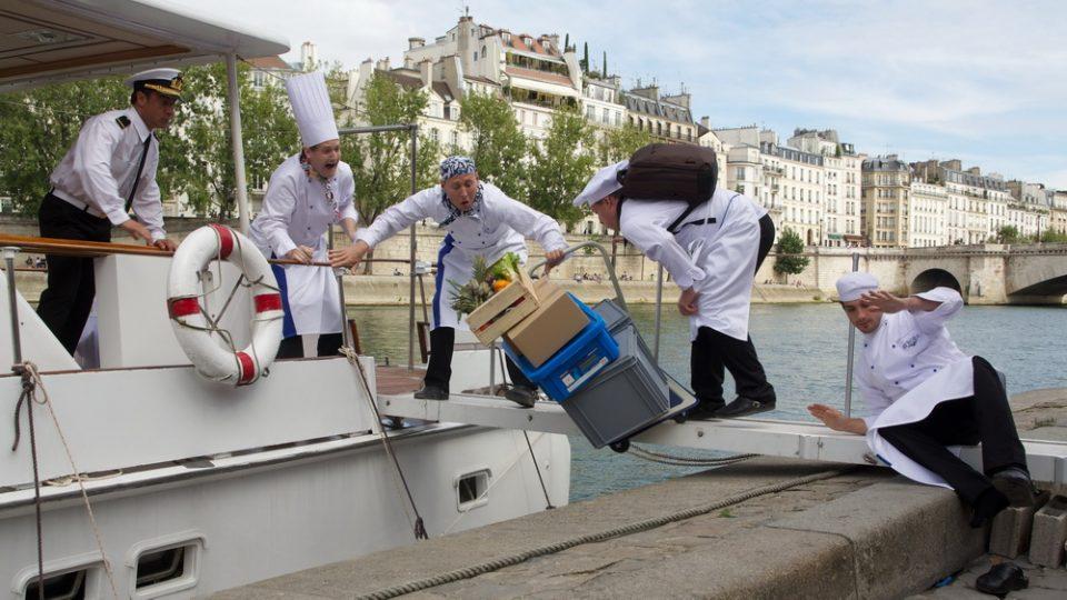 Фильм «Кухня в Париже»