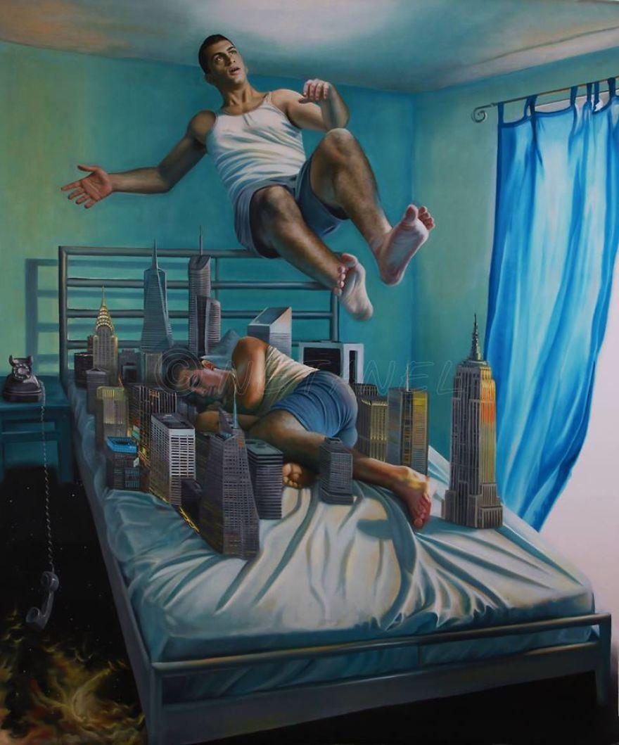 Мечтатели во сне