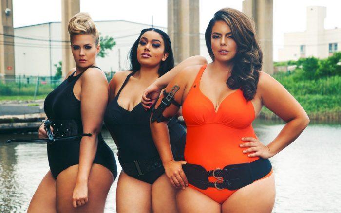 Топ-10 толстых моделей — «размер плюс»