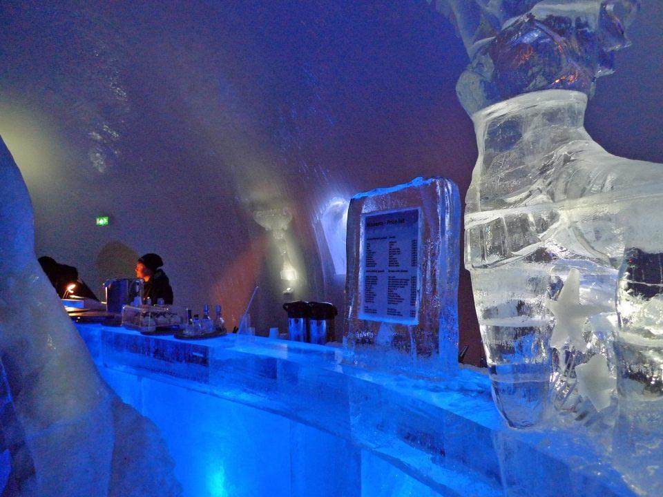 Отель «Arctic Snow Hotel», Финляндия