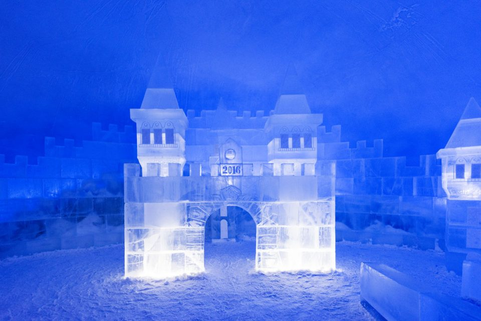 Отель «The Snow Castle of Kemi», Финляндия