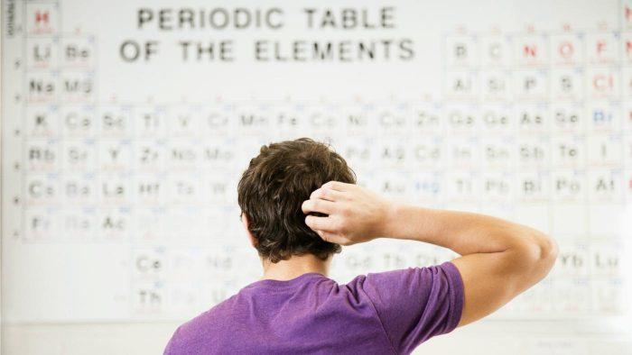 Как быстро выучить таблицу Менделеева?