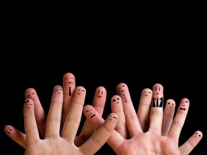 Ученые объяснили, почему у людей на конечностях по 5 пальцев