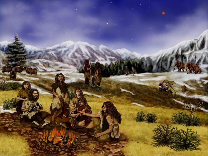Сколько жили наши предки?