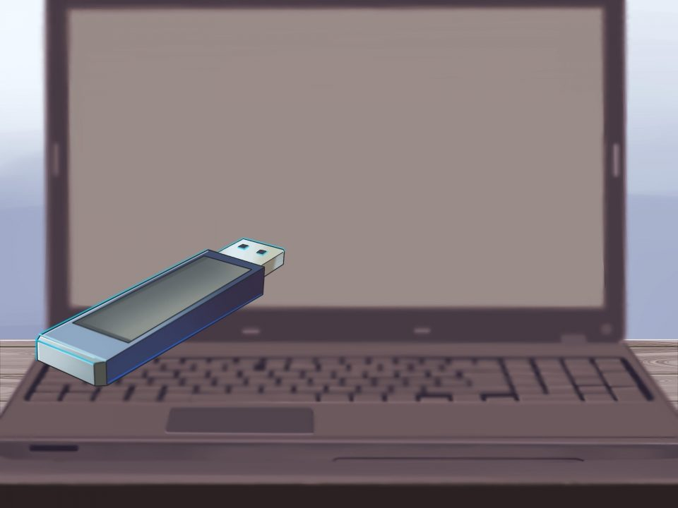 компьютер не видит флешку