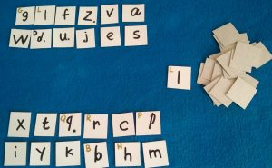 выучить английский алфавит