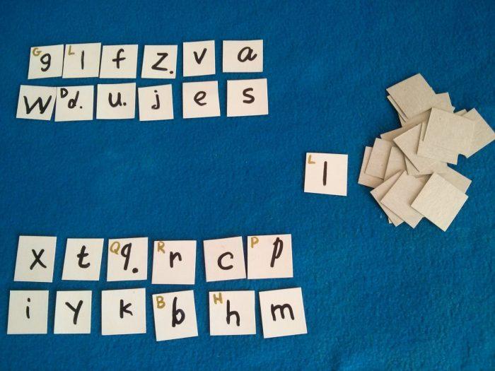 Как ребенку быстро выучить английский алфавит?