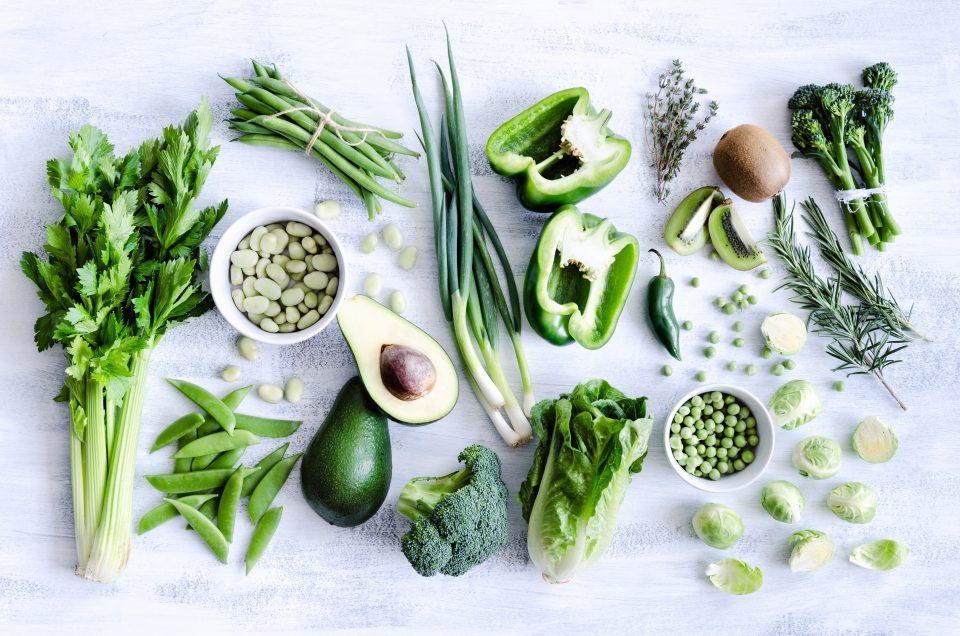 здоровая красивая еда
