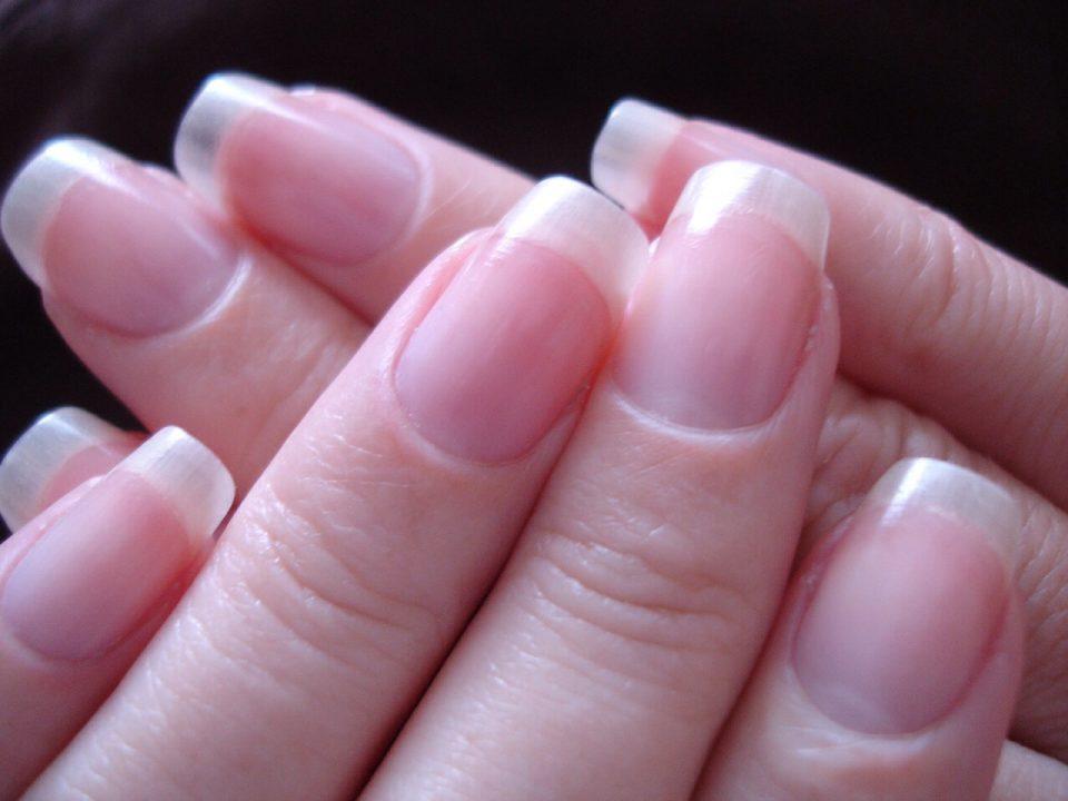 ногти на руках