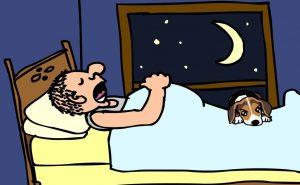 Как быстро уснуть ночью, если не можешь спать — как быстро засыпать?