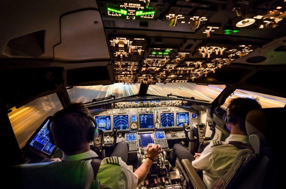 Особенности питания пилотов