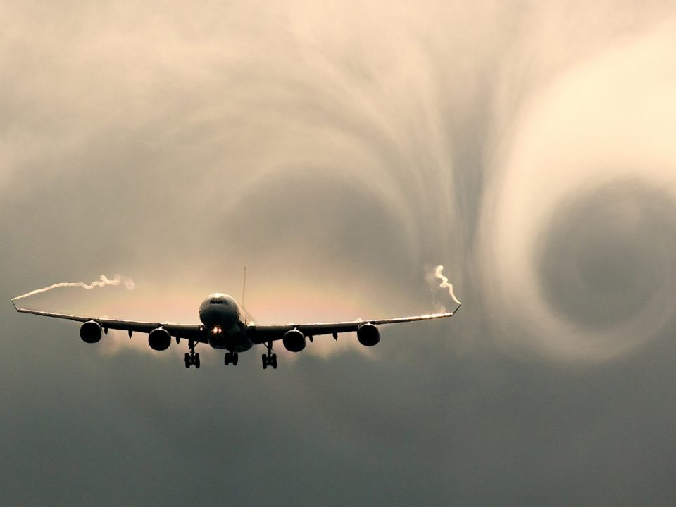 Страх турбулентности