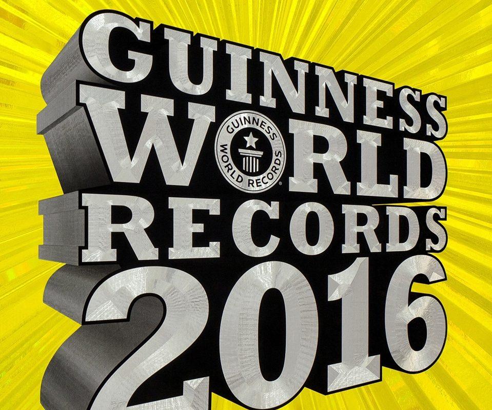 рекорд Гиннеса