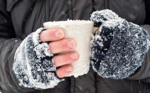 Обморожение конечностей