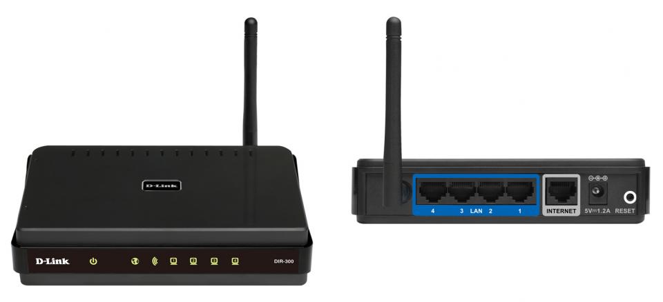 Cмена пароля на wi-fi D-Link