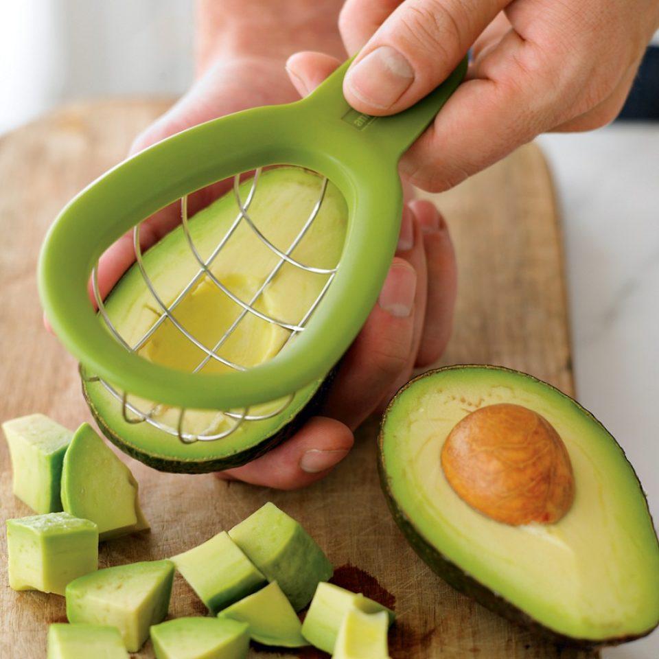 Прибор для нарезки авокадо