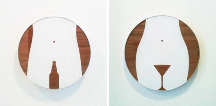 Прикольные и необычные таблички для туалетов