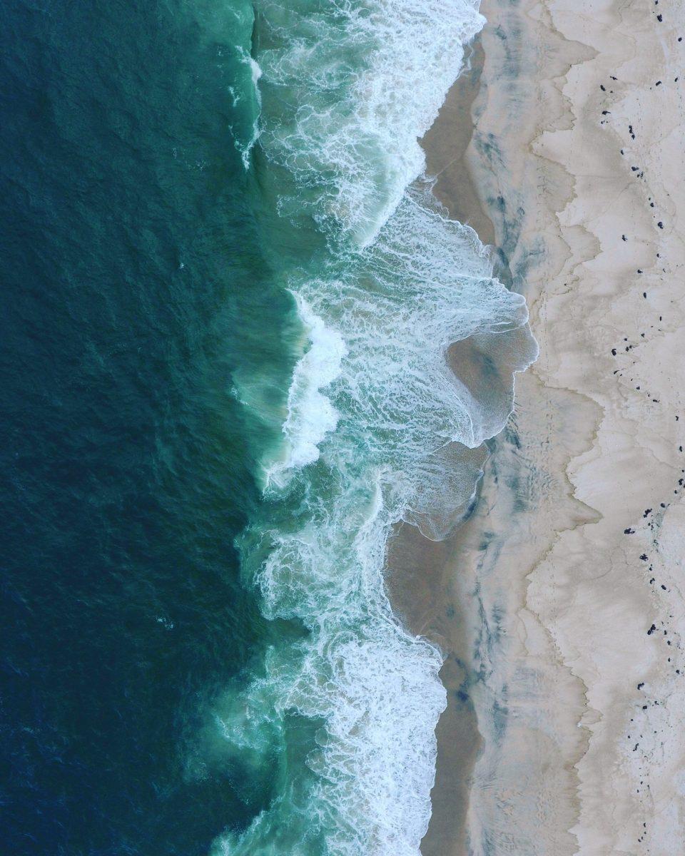 Берег Атлантического океана