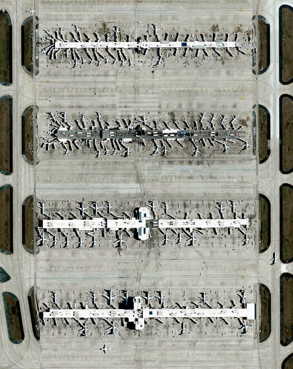 Хартсфилд-Джексон, Международный аэропорт