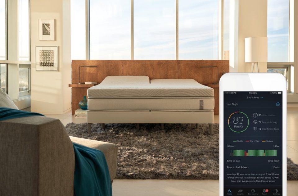 Смарт-кровать Sleep Number 360