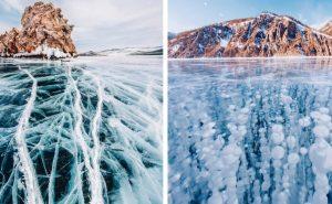 Подборка сказочных фото зимнего Байкала — самого глубокого и древнего озера на Земле