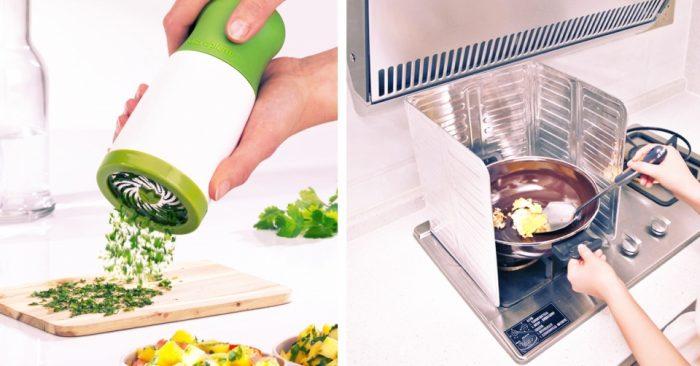 20 крутых приспособлений для кухни, которые вы захотите немедленно