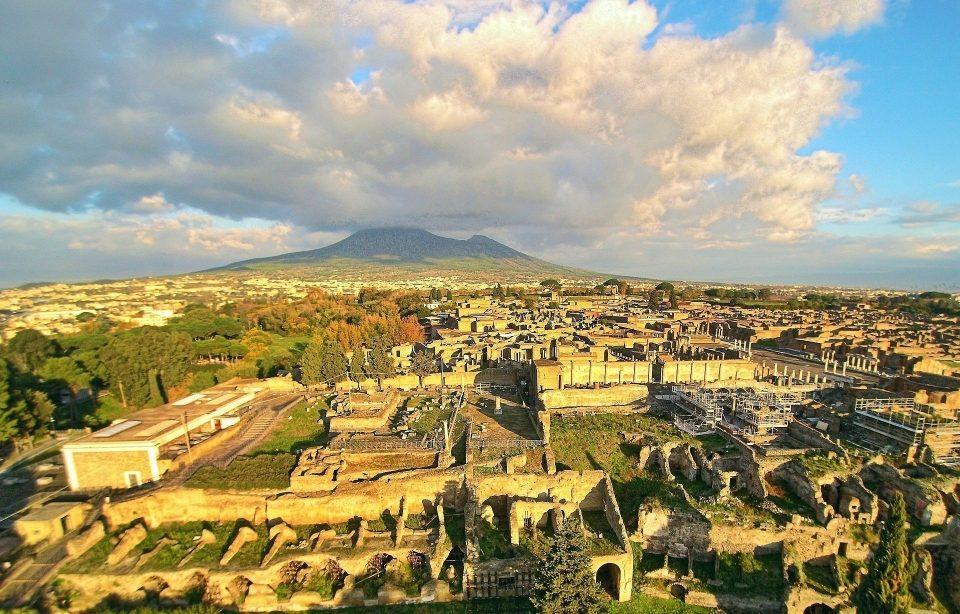 Город Помпеи, Италия