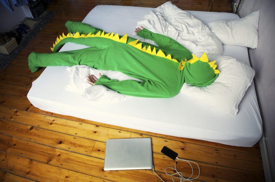смешная пижама