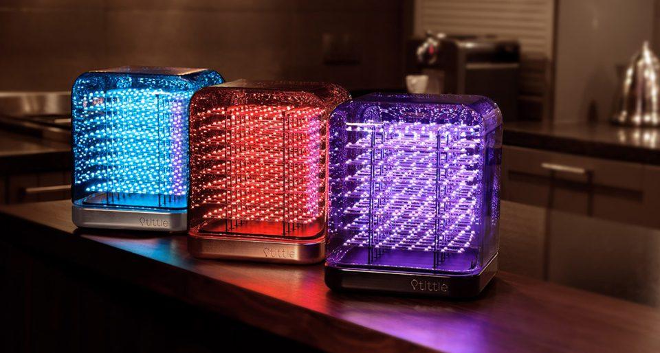 «Умная» LED лампа Tittle