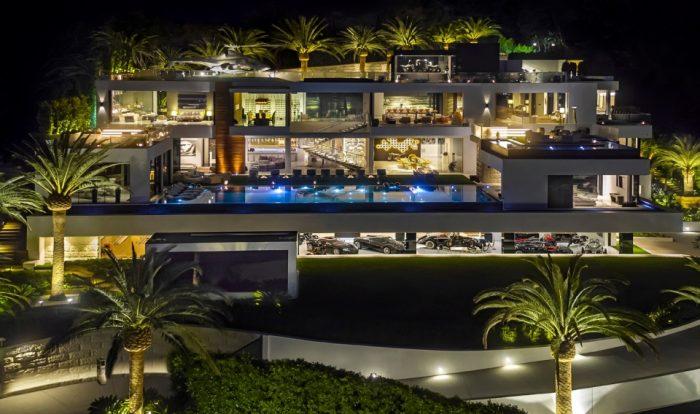 В США выставлен на продажу самый дорогой дом в истории, стоимость которого 250 млн долларов