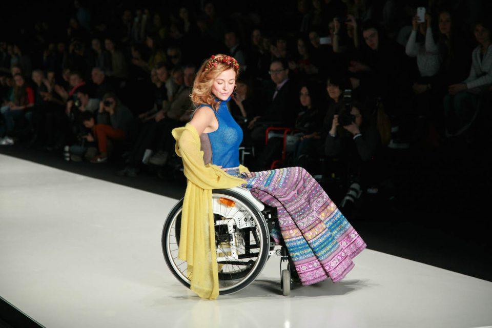 инвалид модель