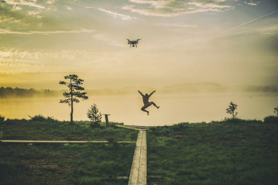 лучшие фотографии, снятые с дронов
