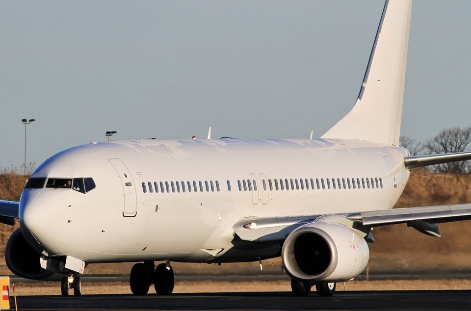 самолет боинг 737