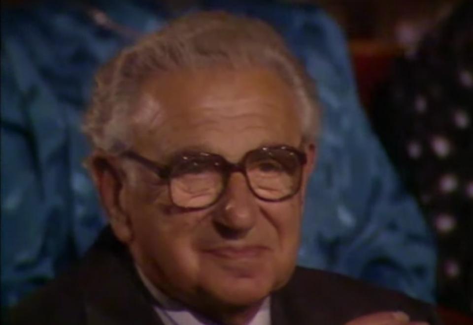 Человек, который во время Холокоста спас 669 детей