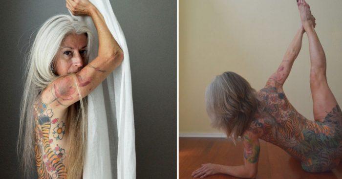 56-летняя женщина доказала, что возможно быть сексуальной в любом возрасте
