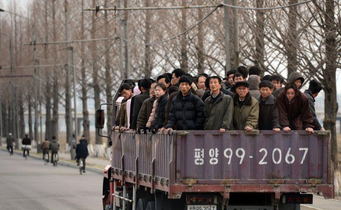 28 запрещенных фотографий, которые были тайно вывезены из Северной Кореи